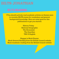 SPEAKING Archives — Page 2 of 5 — ielts-jonathan com